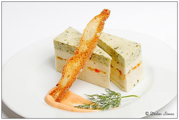 Photos culinaires chez ERISAY TRAITEUR
